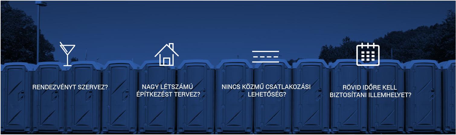 mobil wc bérlés árak