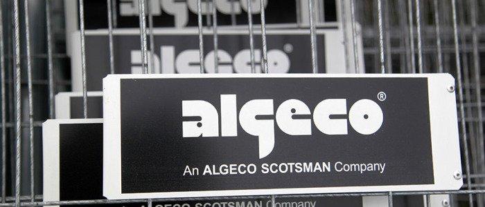 algeco mobil kerítés