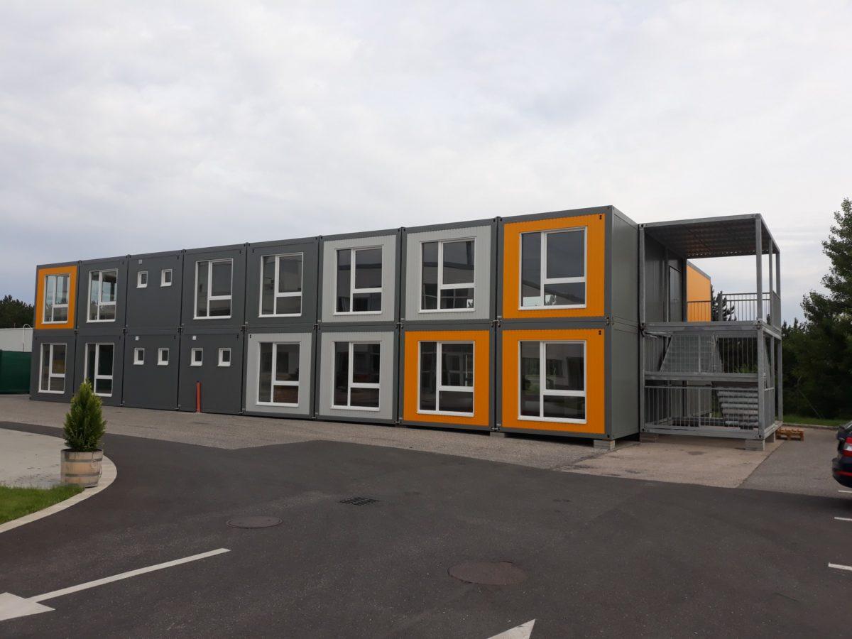 Ki mondta, hogy nem lehet szép, komfortos, költséghatékony moduláris épületeket építeni?