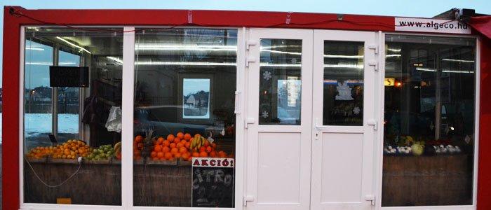 Az Algeco átvette az A1 Container tevékenységét