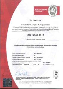 certificate 14K UKAS eng hun HU003736 Algeco Kft KM 1