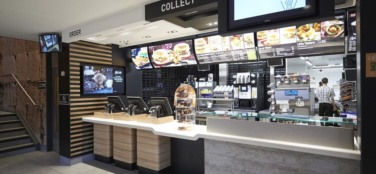 Modern éttermek az ALGECO kivitelezésében