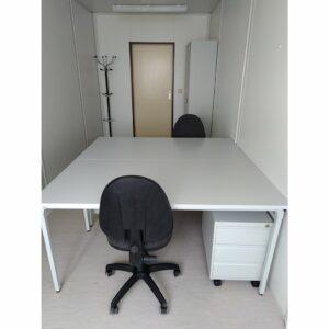 2 fős irodakonténer bérlés